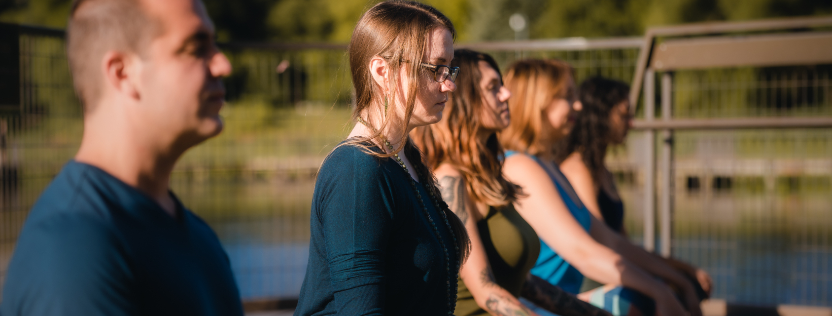 How To Set Intentions For Yoga Class