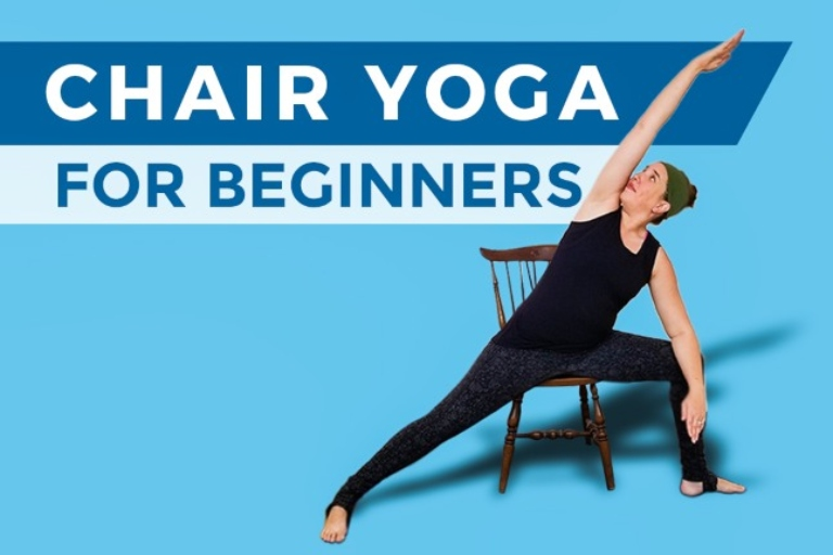 Chair Yoga for Beginners Online Course