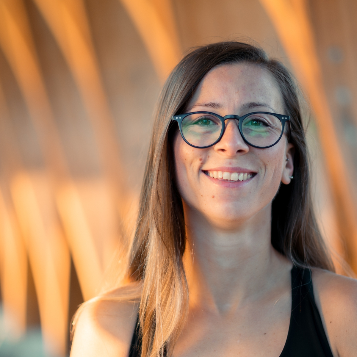Anastasiia teaches strength and conditioning and our online donation based yoga classes.