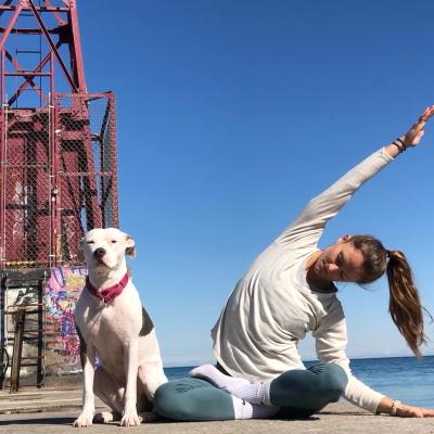 Alix Yoga Instructor
