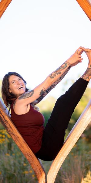Erica Yoga Teacher Chicago