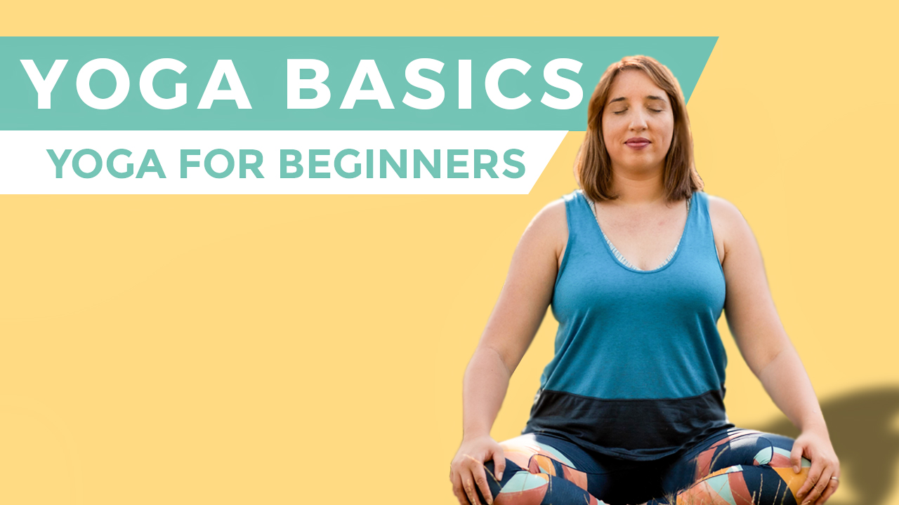 Yoga for Beginners Online Course