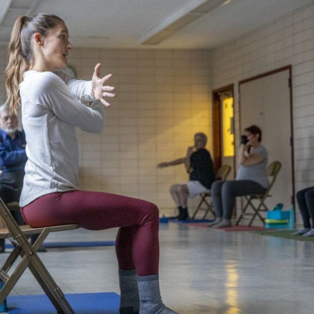 Yoga Classes in Southport