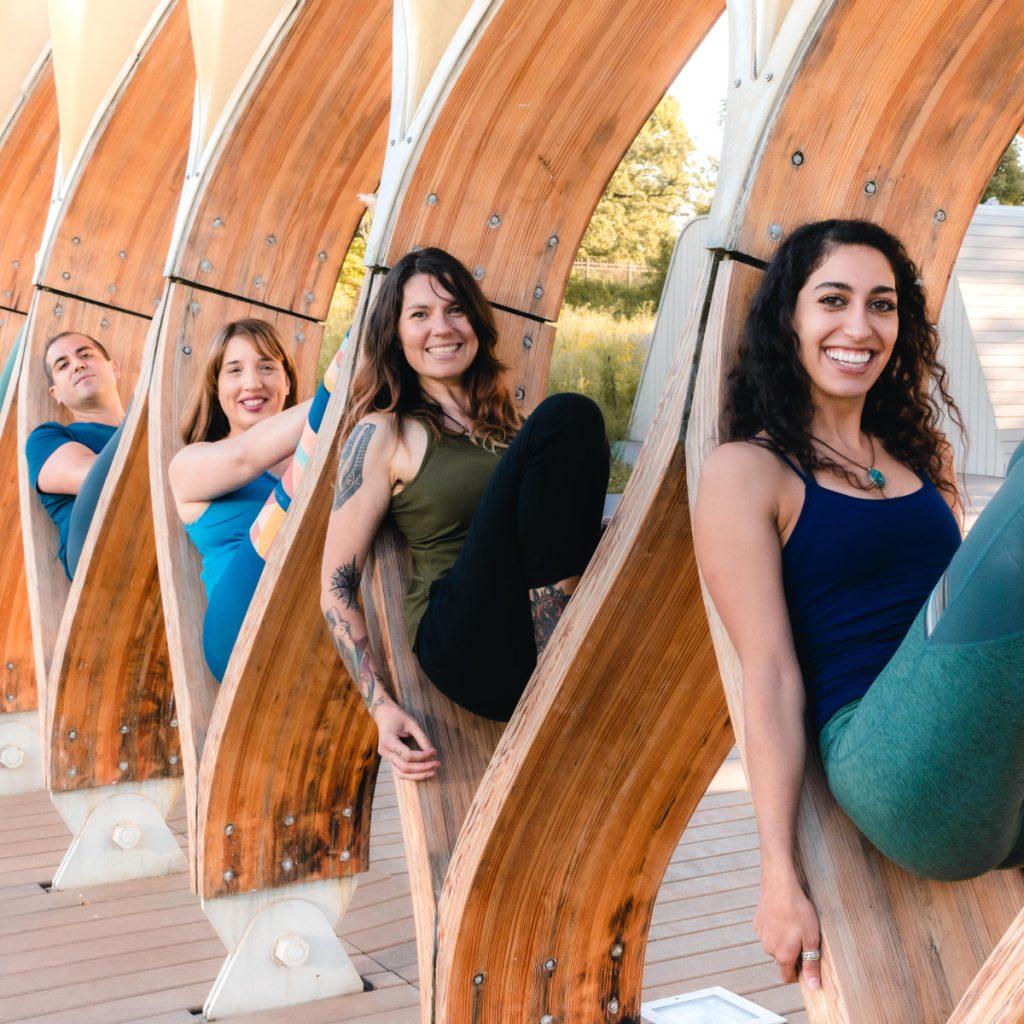 Yoga Classes at Sheil Park