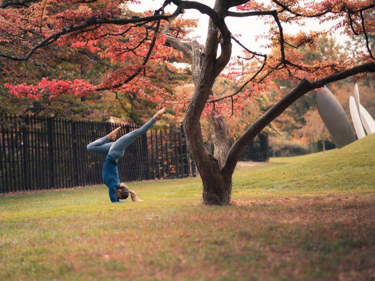Alix power yoga