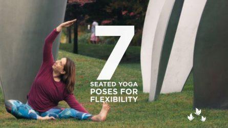 7 Seated Yoga Poses for Flexibility