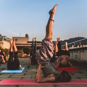 Teach yoga anywhere