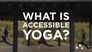 what's accessible yoga