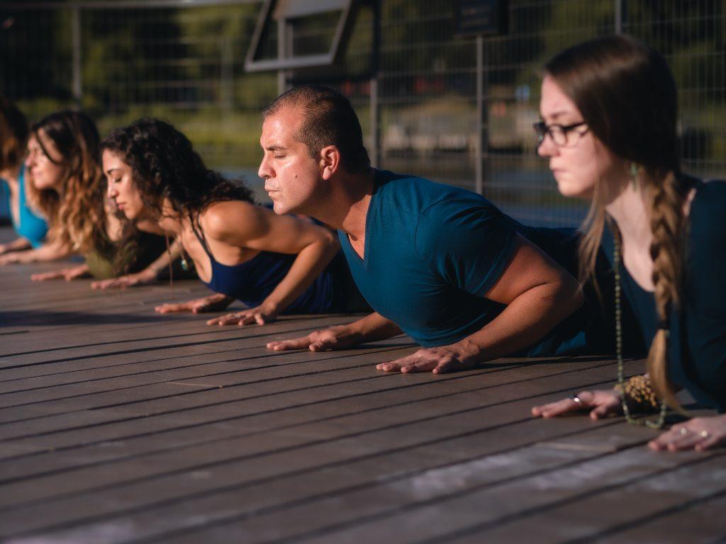 Sheil Park Yoga Classes