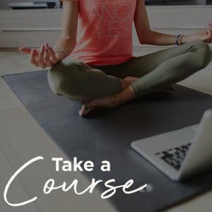Take a Yoga Course Online